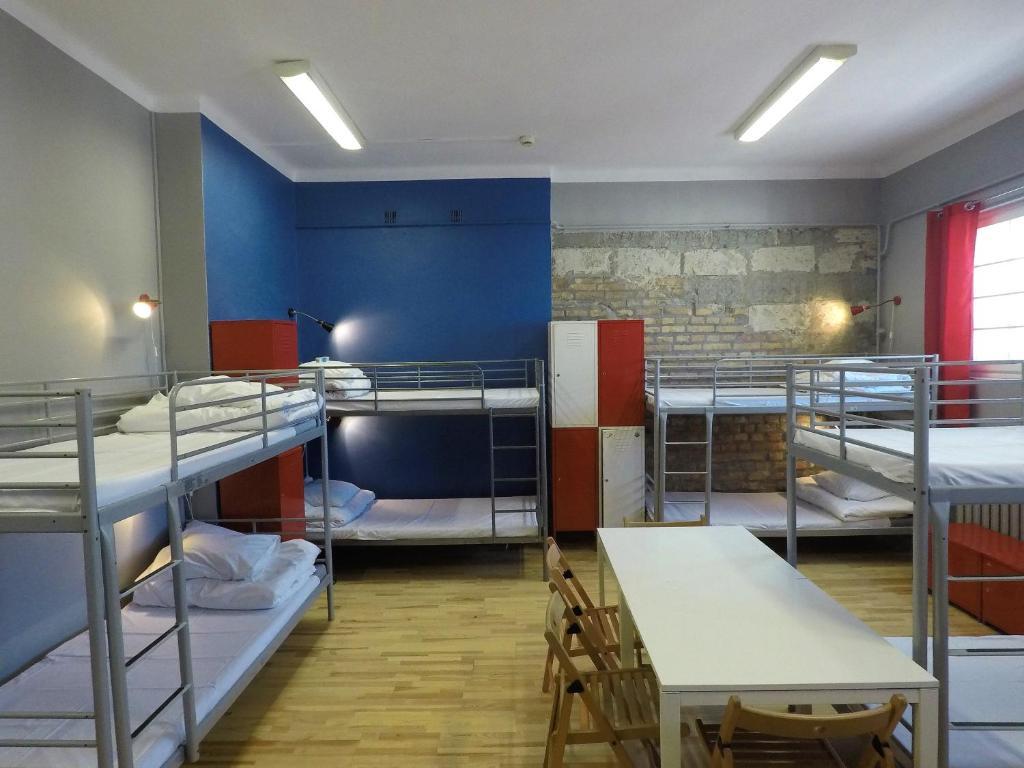 New World St. Hostel in Warsaw, Poland