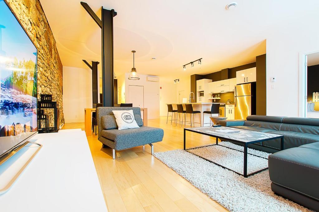 Apartment Les Lofts St-Joseph, Quebec City, Canada - Booking.com