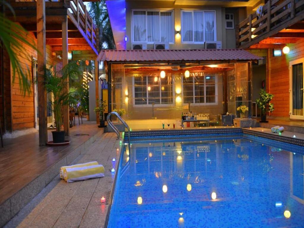 Rooms: Orabella Villas & Suites, Calangute, India