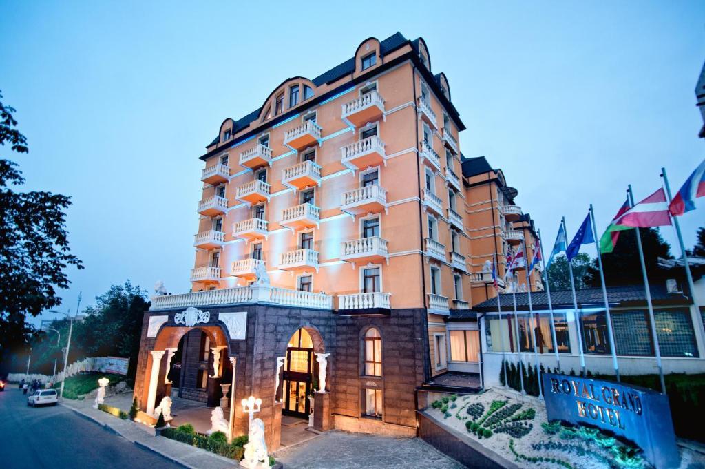 Oteli Truskavca Tour Hotels