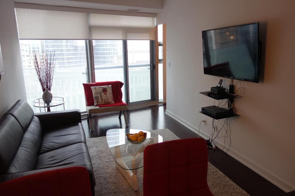 Toronto Downtown Apartment Canada Booking Com