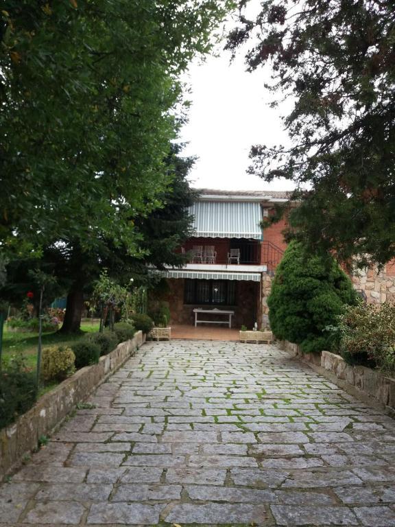 Chalet de la Morena (Spanje Colmenar del Arroyo) - Booking.com