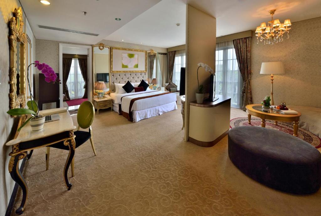 Hotel Amaroossa Royal Bogor Indonesia