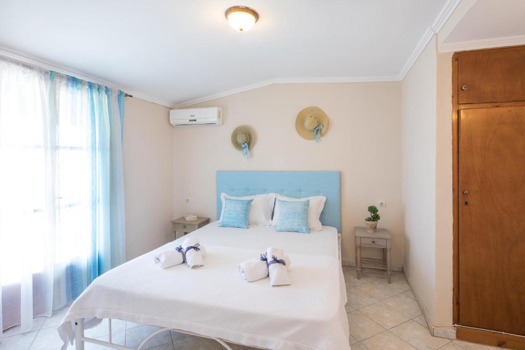 Самые дешевые апартаменты в Корфу