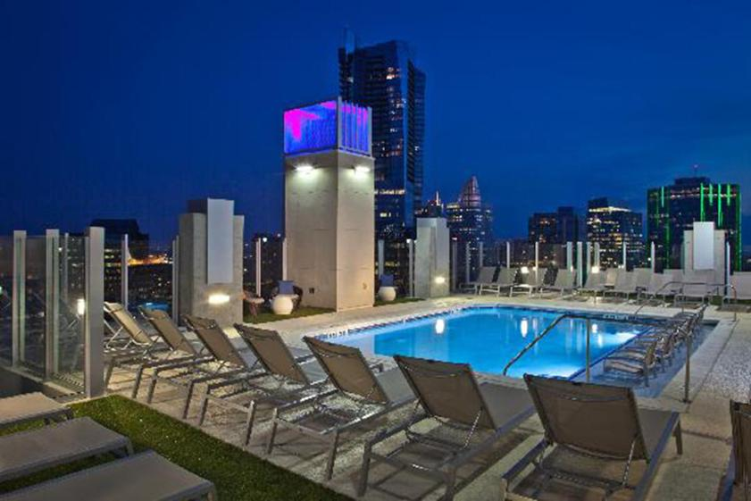 Apartment Oakwood at Skyhouse Midtown, Atlanta, GA ...