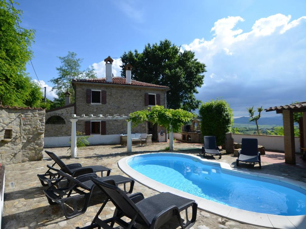 Nearby hotel : Holiday Home le Pietre Antiche Gemmano