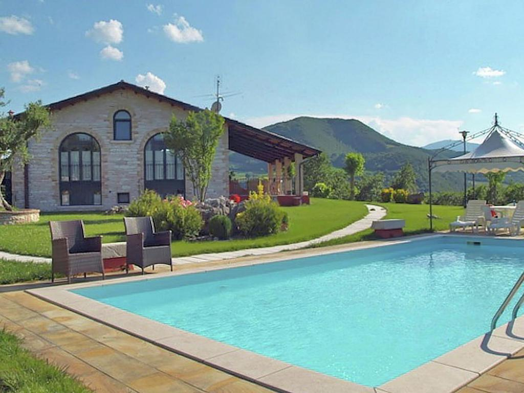 Nearby hotel : Holiday Home Relax Cagli