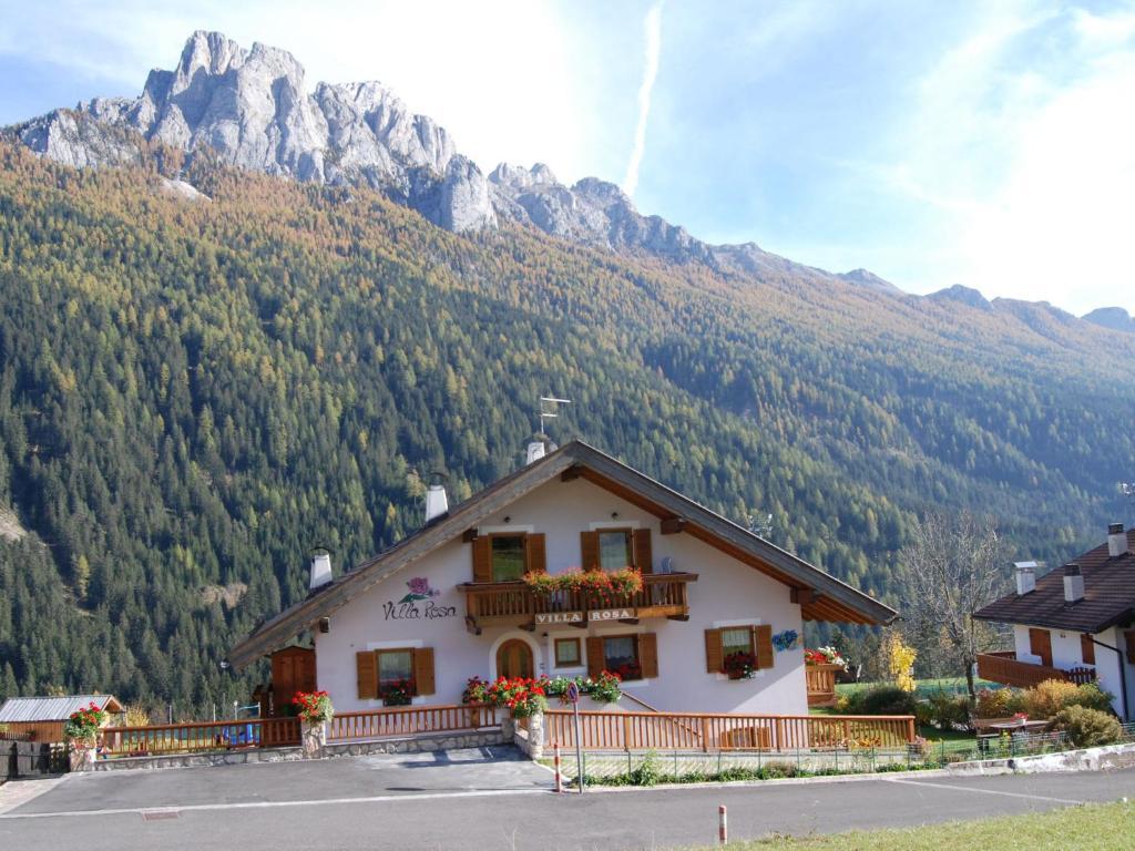 Nearby hotel : Apartment Rosa Vigo Di Fassa I