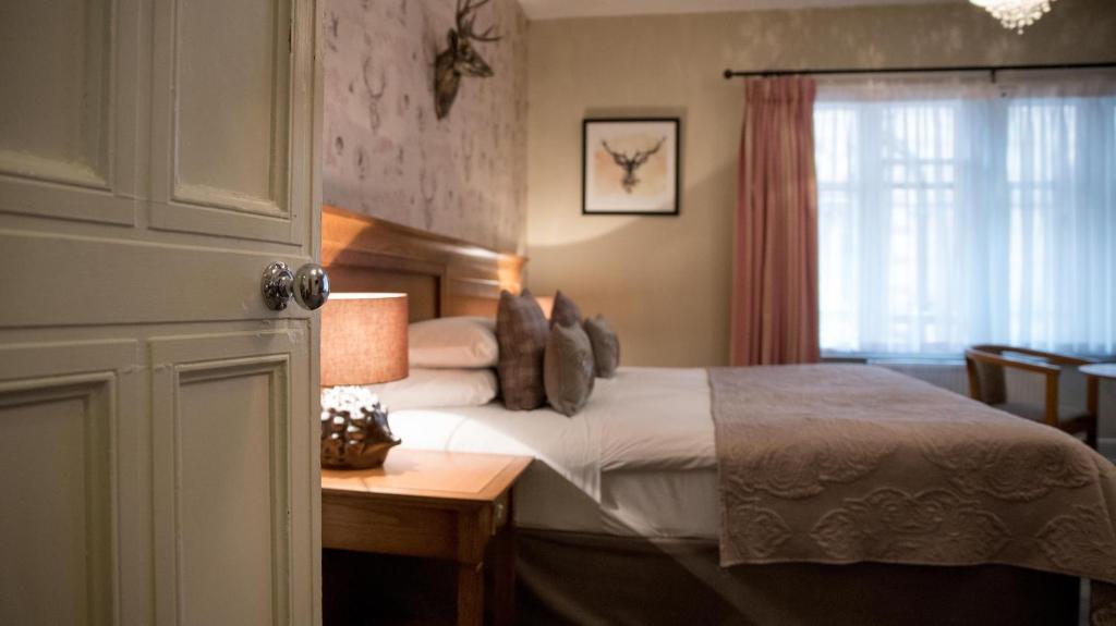 Coach s hotel room