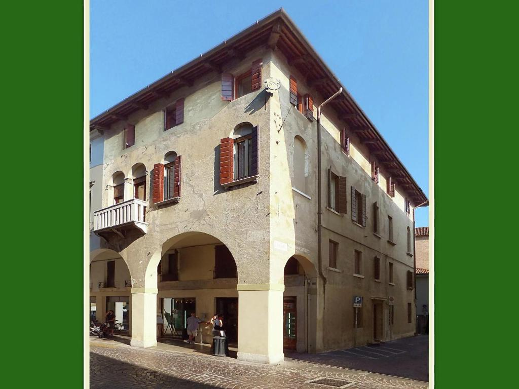 Hôtel proche : Apartment Santa Caterina Treviso