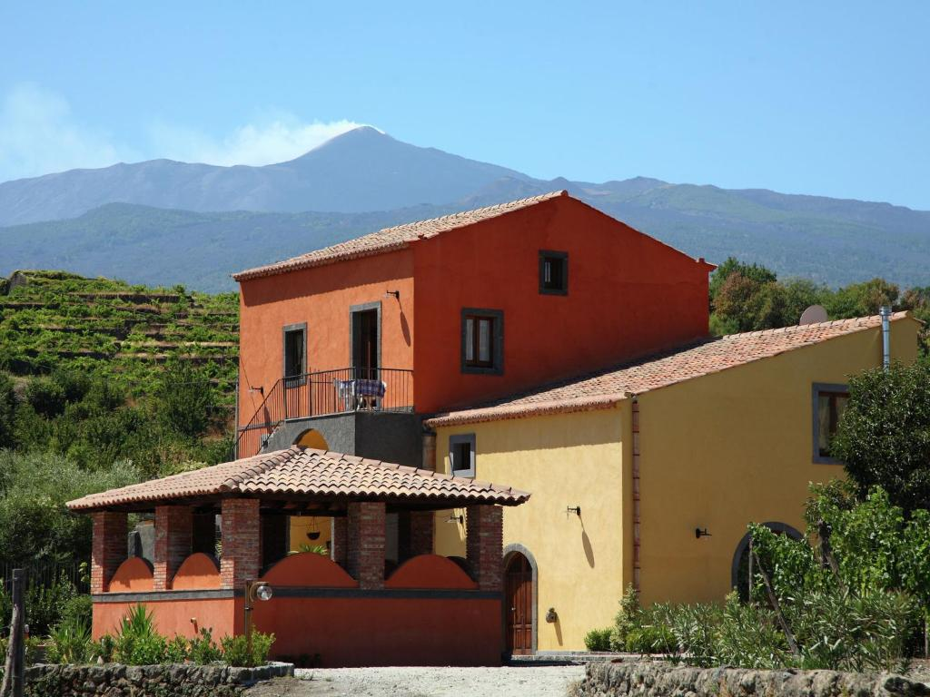 Hôtel proche : Holiday Home La Dispensa Castiglione Di Sicilia