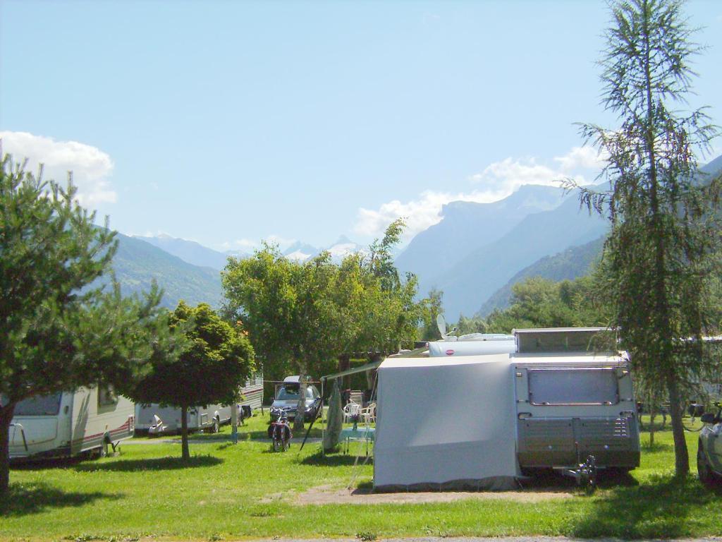Camping Santa Monica