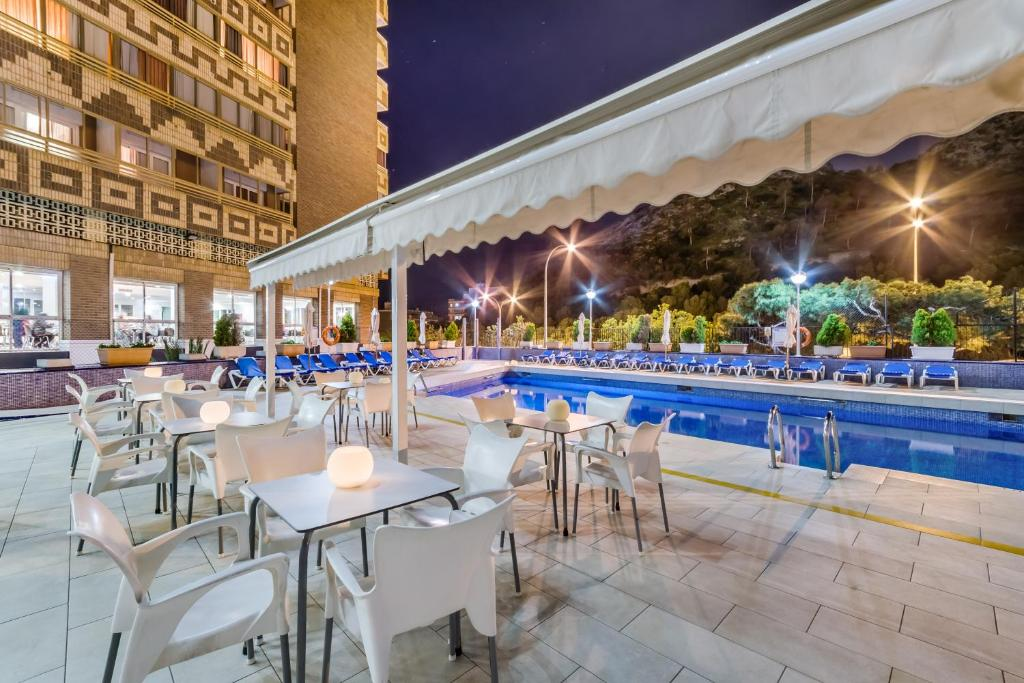 alicante hoteles media pension