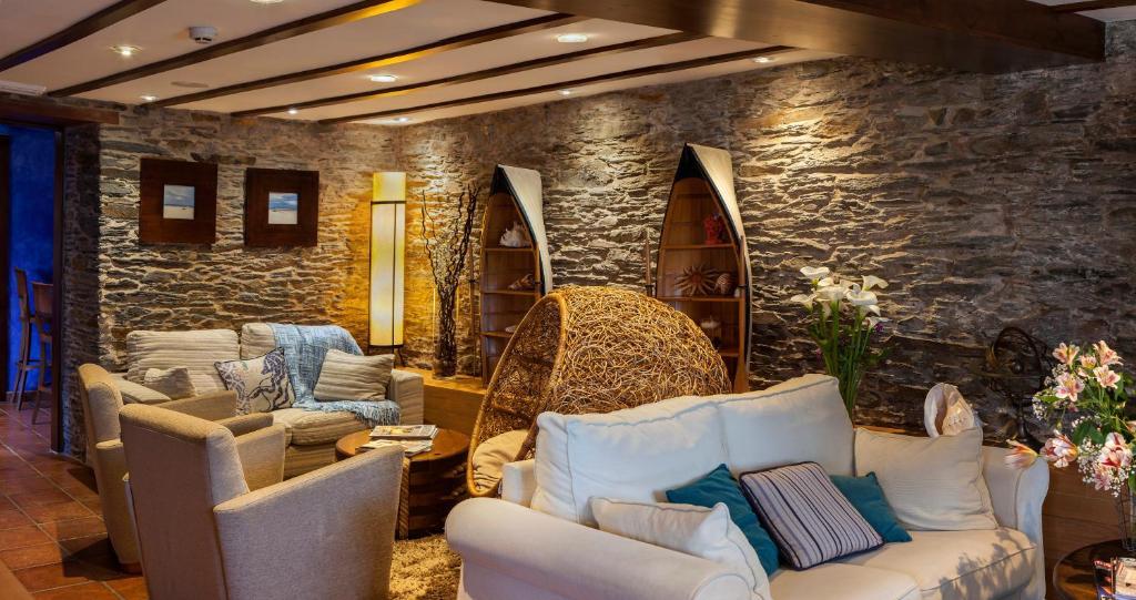 hotels with  charm in puerto de vega  36