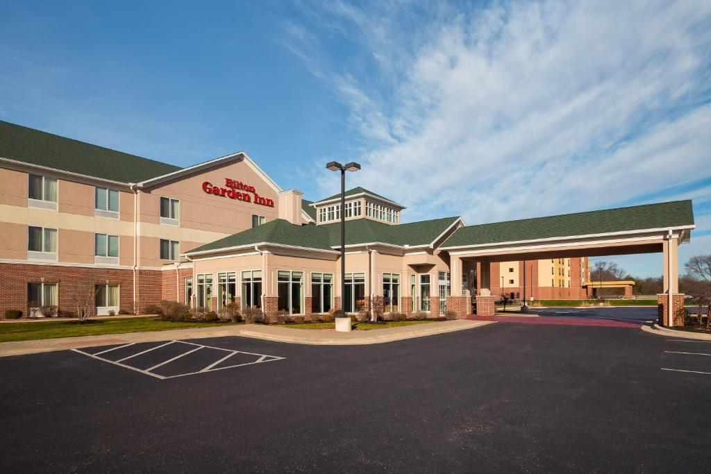 Hilton Garden Inn Elkhart Reserve Now. Gallery Image Of This Property ...