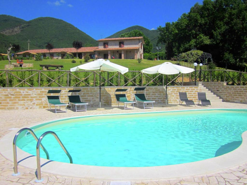 Nearby hotel : Holiday Home Arancio Casperia