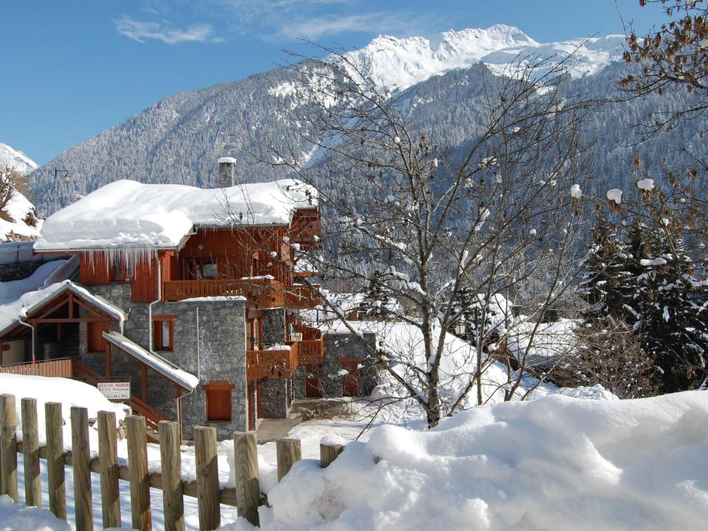 Chalet Appartement Le Pointon Type 1