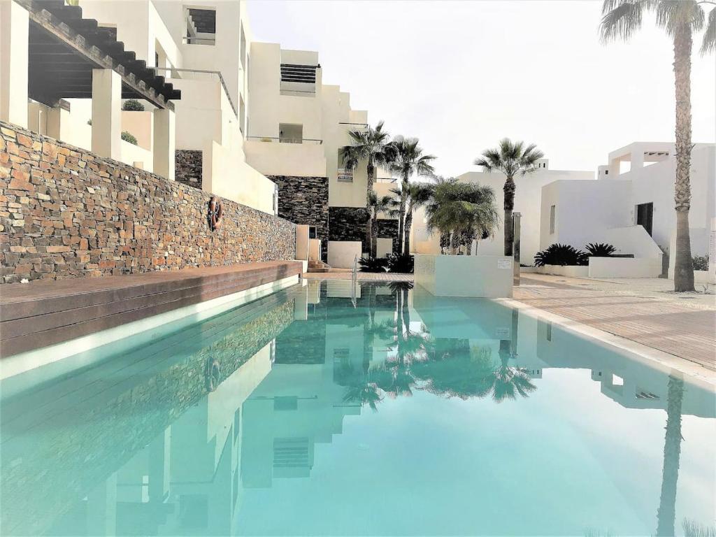 Mojacar Spain Map.Apartment Complejo Macenas Beach Mojacar Mojacar Spain Booking Com