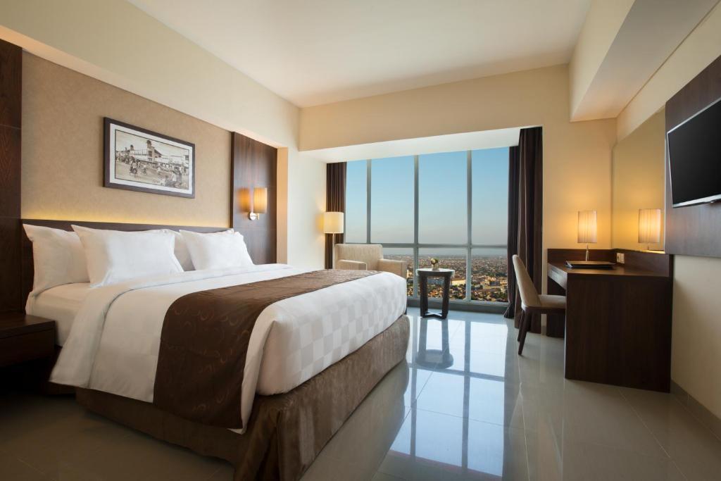 Best western papilio hotel surabaya harga 2018 terbaru for Ideal hotel design booking
