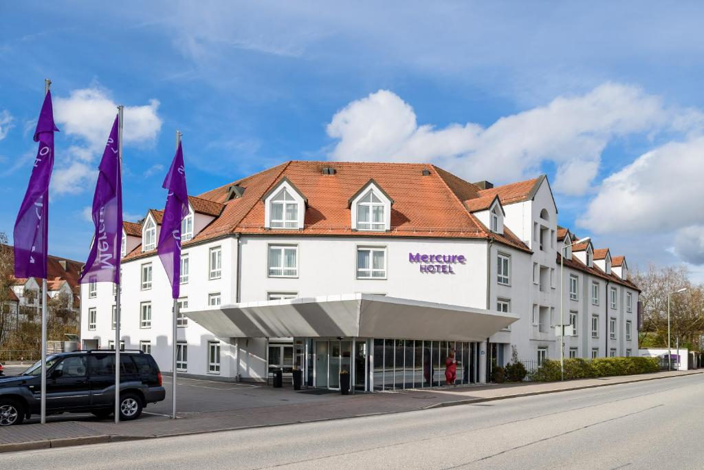 Freising Germany Map.Mercure Hotel Munchen Freising Germany Booking Com