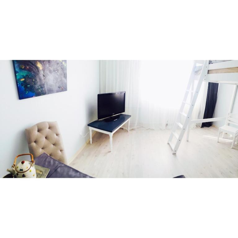 Loft Bed Studio Apartment Liepaja Latvia Booking Com