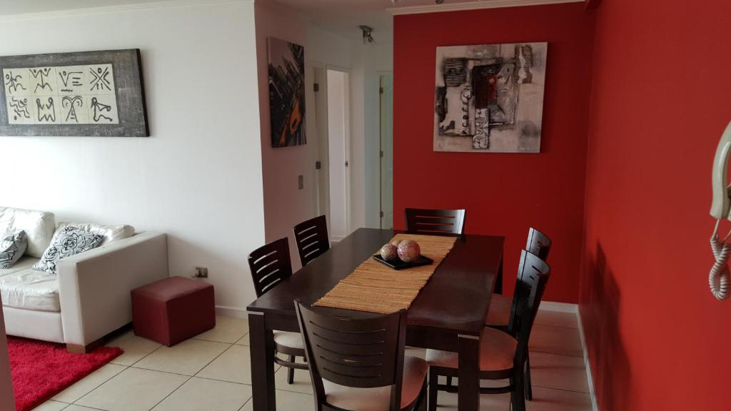 Apartamento Condominio Portal Los Heroes (Chile Iquique) - Booking.com