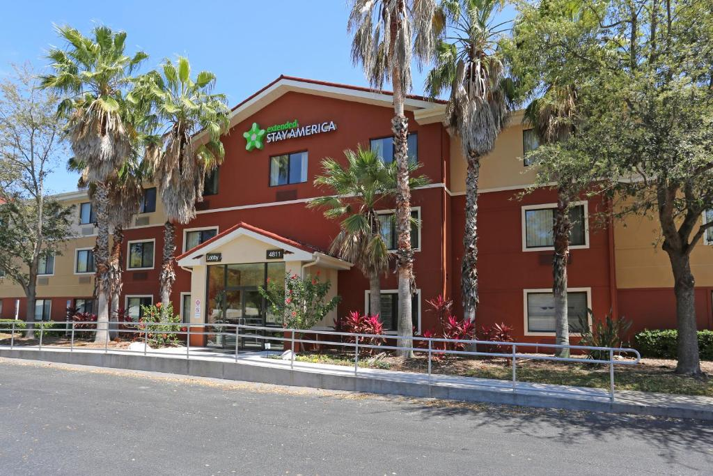 Extended Stay America Tampa Airport