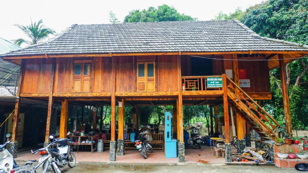 Thuan Chau Homestay, Bản Ngoa, Vietnam - Booking com
