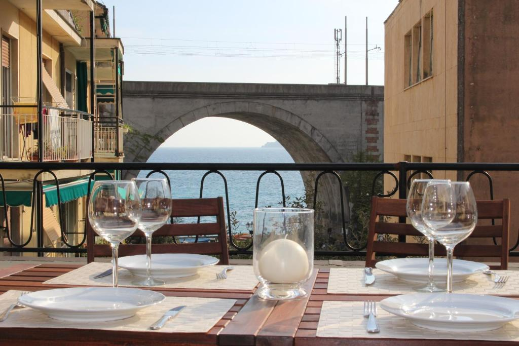 Apartment casa maria zoagli italy booking