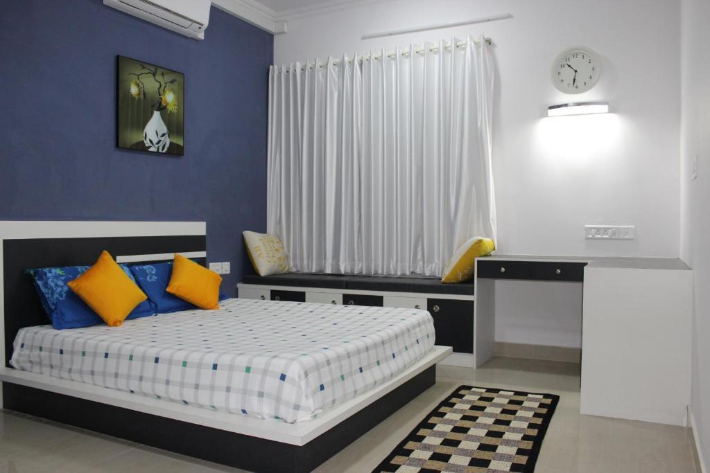 Mathews Apartment Trivandrum India