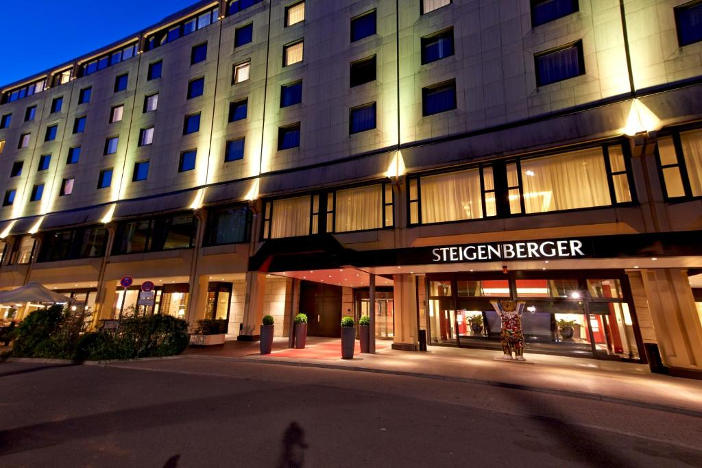 Steigenberger Hotel Los Angeles Platz   Berlin