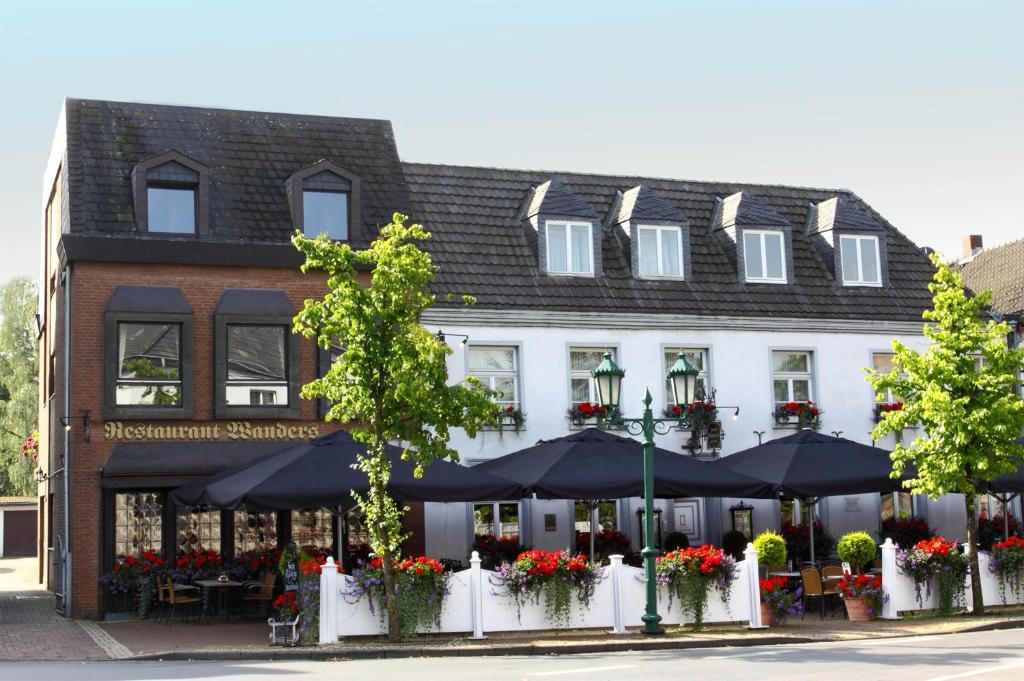 Keukens Duitsland Elten : Hotel restaurant wanders duitsland elten booking
