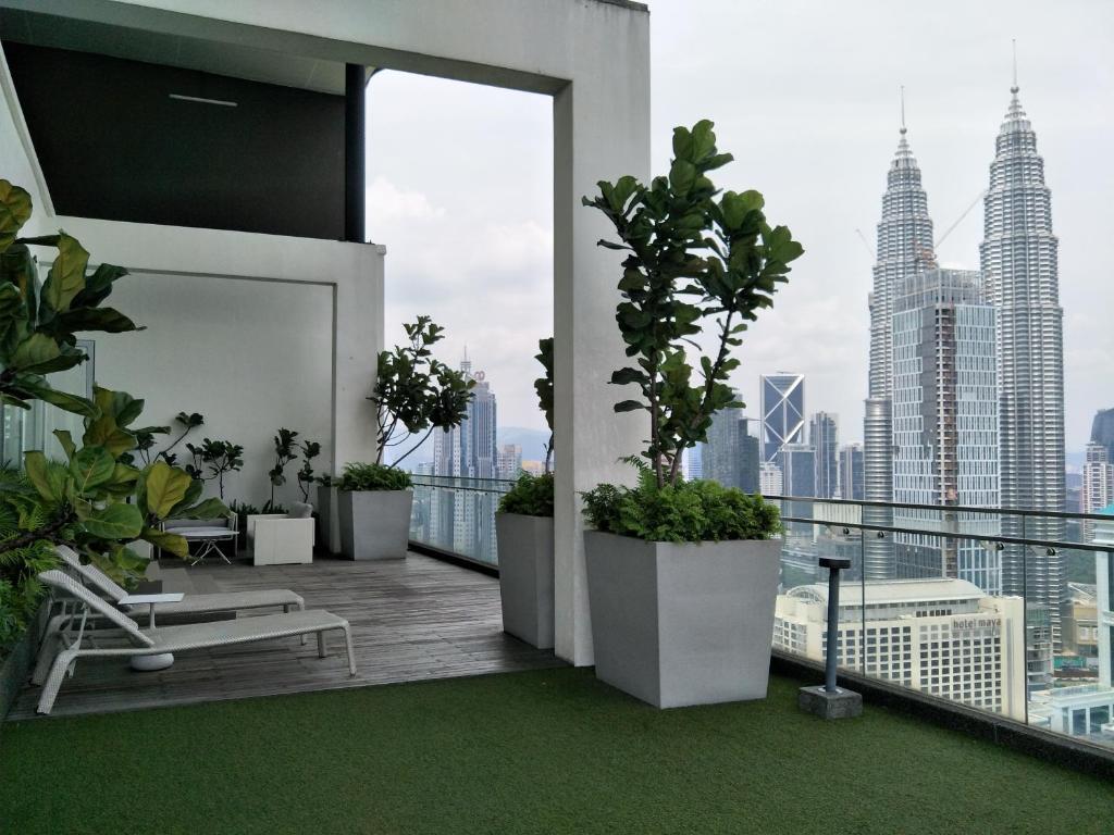 Apartment Suites Garden Studio By Jne Kuala Lumpur