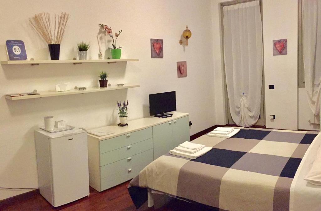 Apartment La Terrazza del Centro, Bergamo, Italy - Booking.com