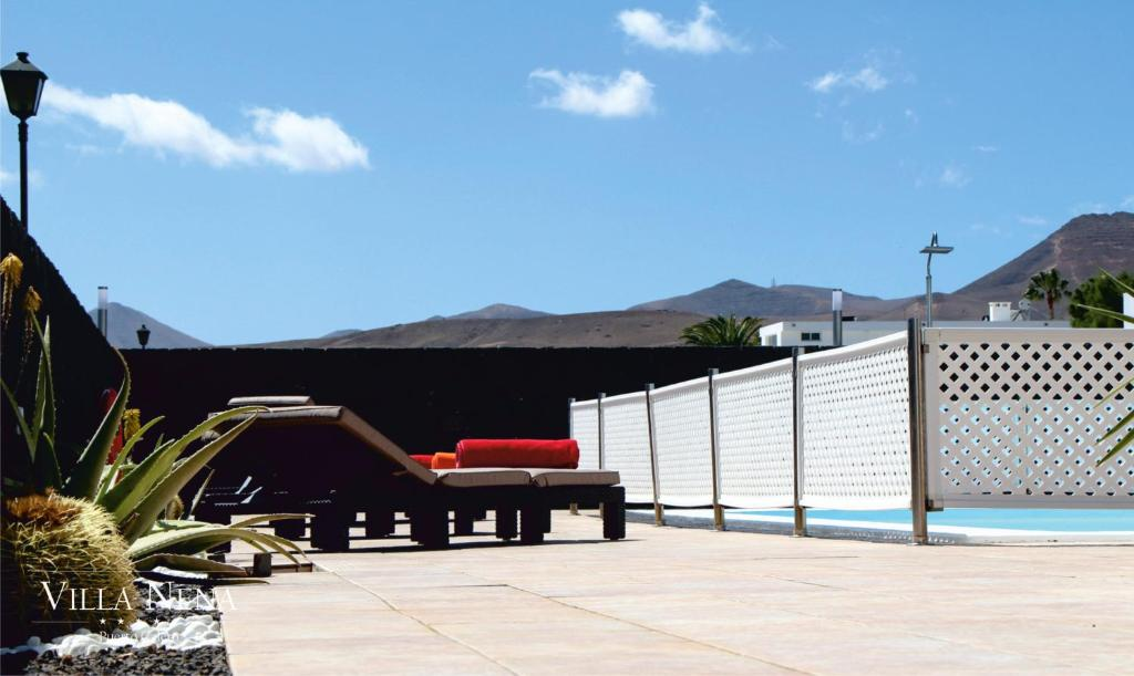 Villa nena lanzarote puerto calero spain - Hotel costa calero puerto calero lanzarote espana ...