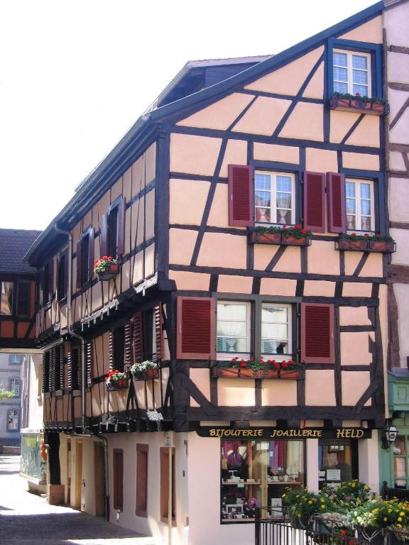 fbab39b5b5b064 Apartment Aux Bijoux De Colmar, France - Booking.com