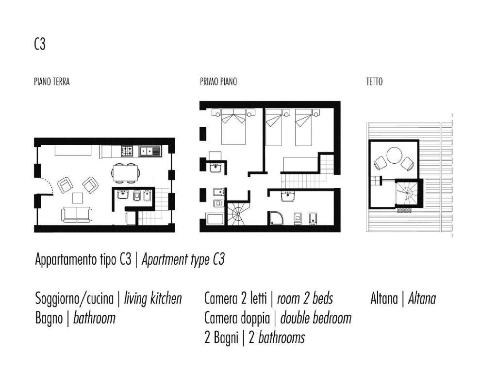 appartamento ca' degli antichi giardini (italia venezia) - booking.com - Cucina Kosher Doppi Elettrodomestici