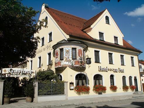 Hotel Gasthof Zur Post Deutschland München Bookingcom