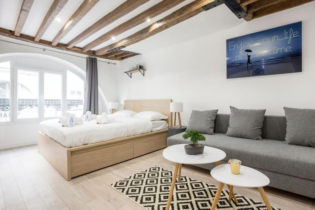 Apartment CMG Montorgueil IV, Paris, France - Booking.com