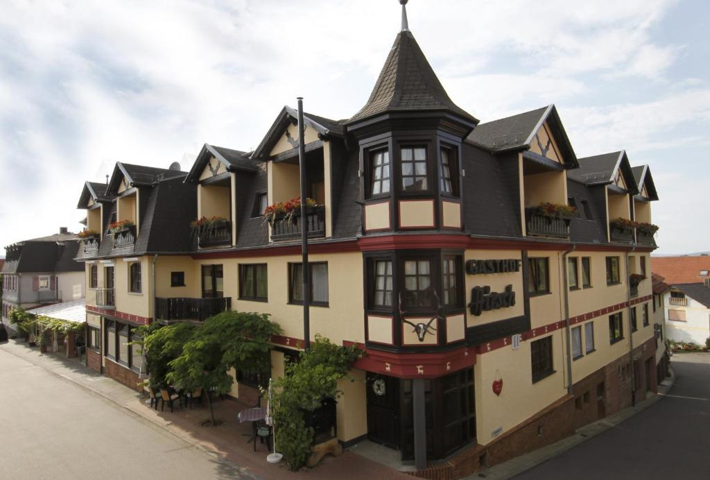 Hotel Hirsch Rothenberg Germany Booking Com