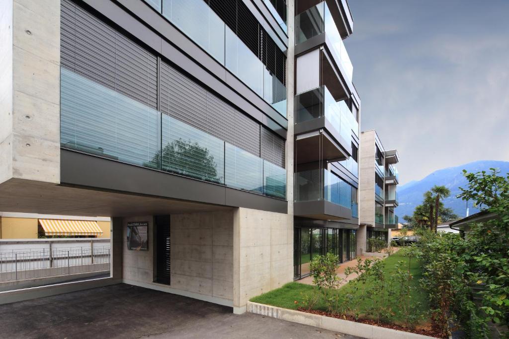 Escape 52 Boutique Apartments Schweiz Ascona Booking Com