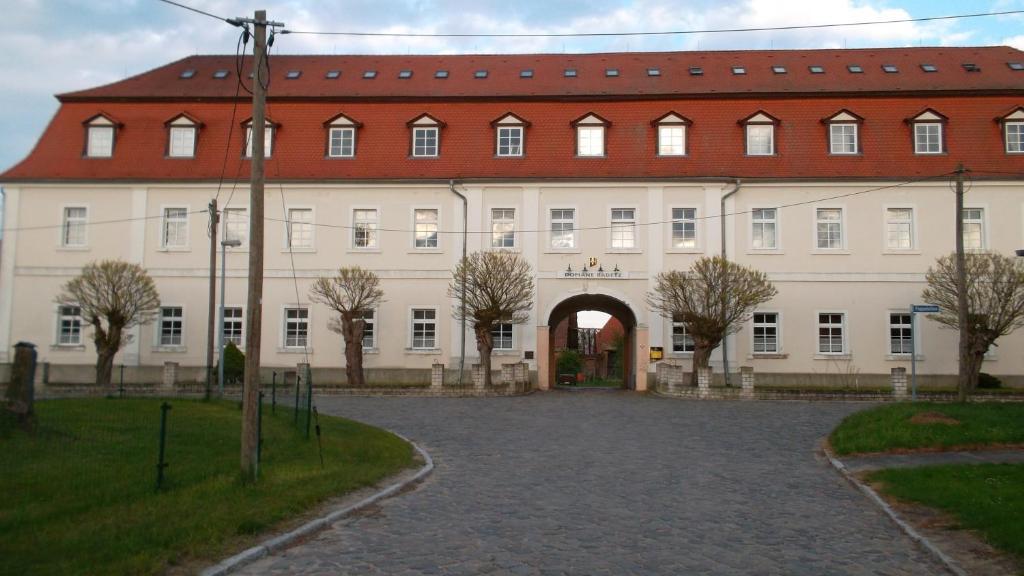 Hotel Domäne Badetz Deutschland Badetz Bookingcom