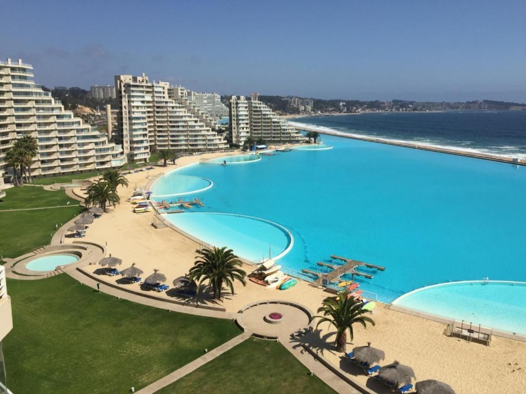 Apartamento en san alfonso del mar 3d 2b algarrobo chile - San alfonso del mar resort swimming pool ...