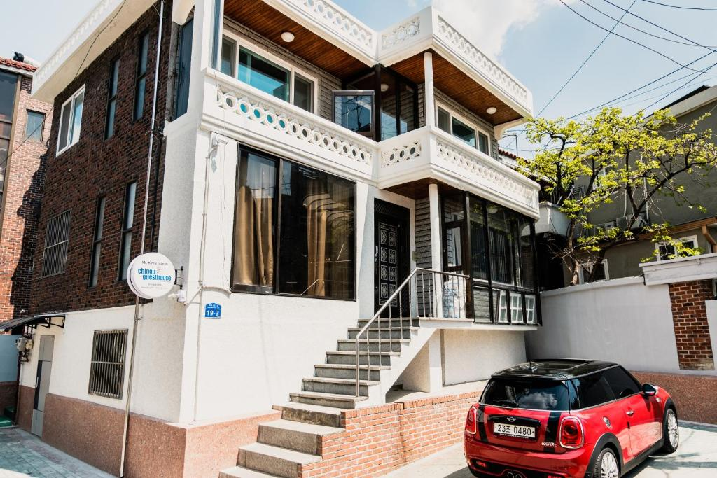 69d9329247 Chingu Guesthouse Hongdae - Mr. Kim's Branch, Seoul – Updated 2019 ...