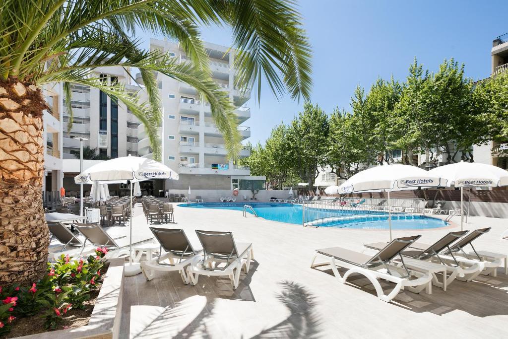 Отличный отель 4* в самом сердце Салоу! Отдых в Испании!