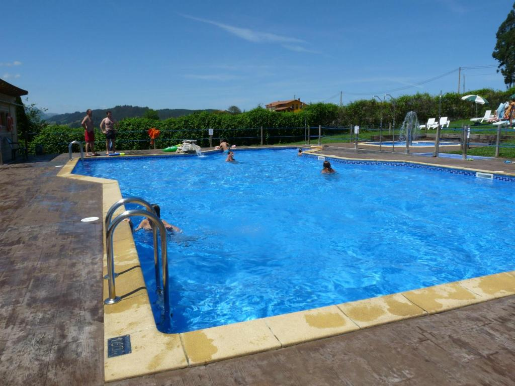Camping Colombres