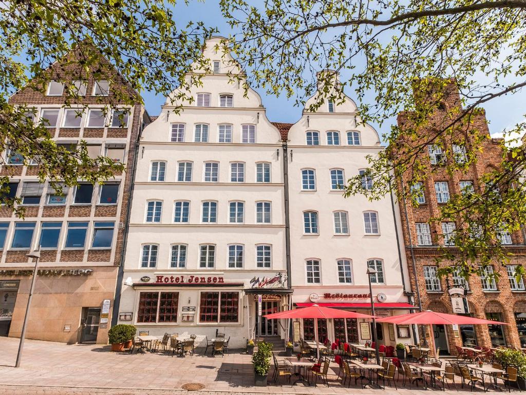 Ringhotel Jensen Deutschland Lubeck Booking Com