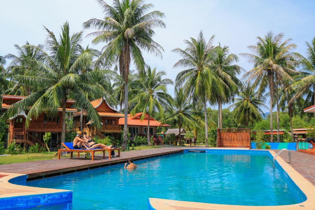 The Ford SunSet Beach Resort Wok Tum Thailand Bookingcom - Sunset beach resort jamaica map