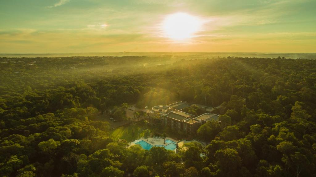 A bird's-eye view of Falls Iguazú Hotel & Spa