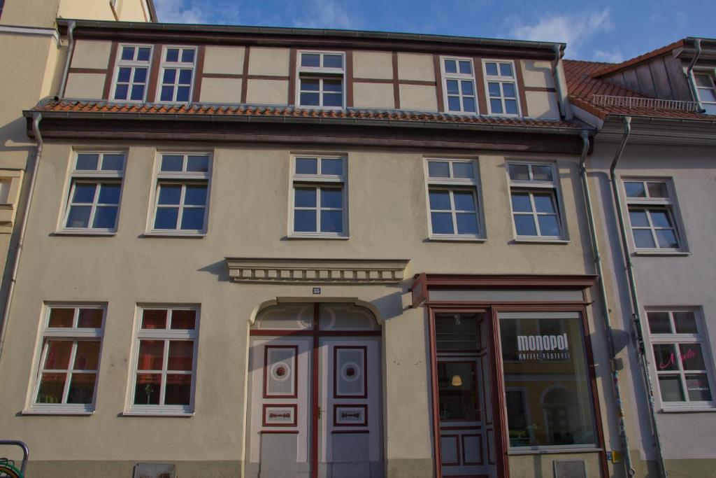 Ferienwohnung Alte Posthalterei Deutschland Stralsund
